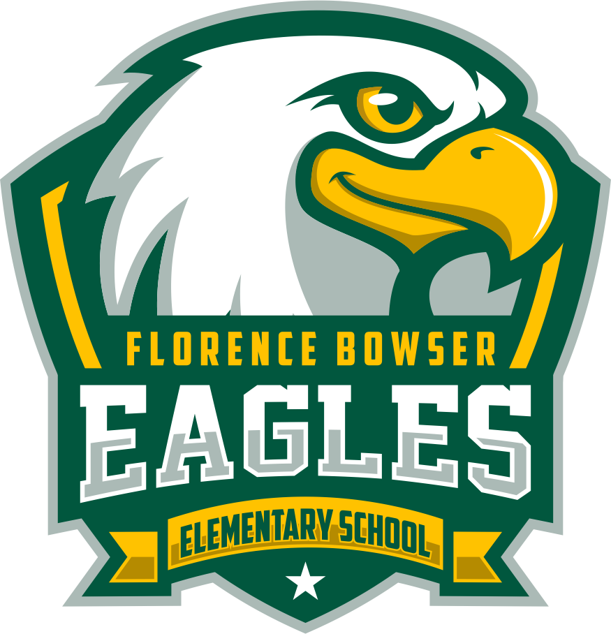 Florence Bowser ~ The Eagle has Landed!
