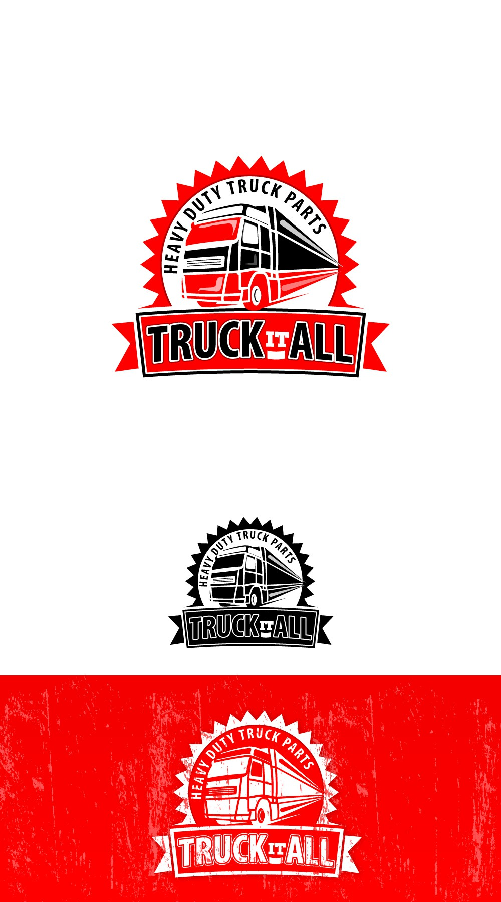 New logo wanted for TruckItAll
