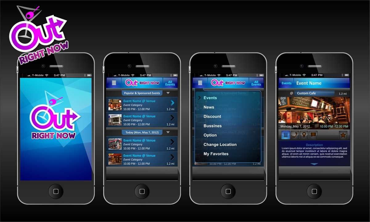 Create consistent and stylish branding for a new mobile app! GUARANTEED Contest!