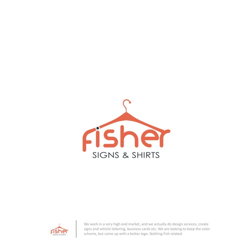 fisher clothing logo