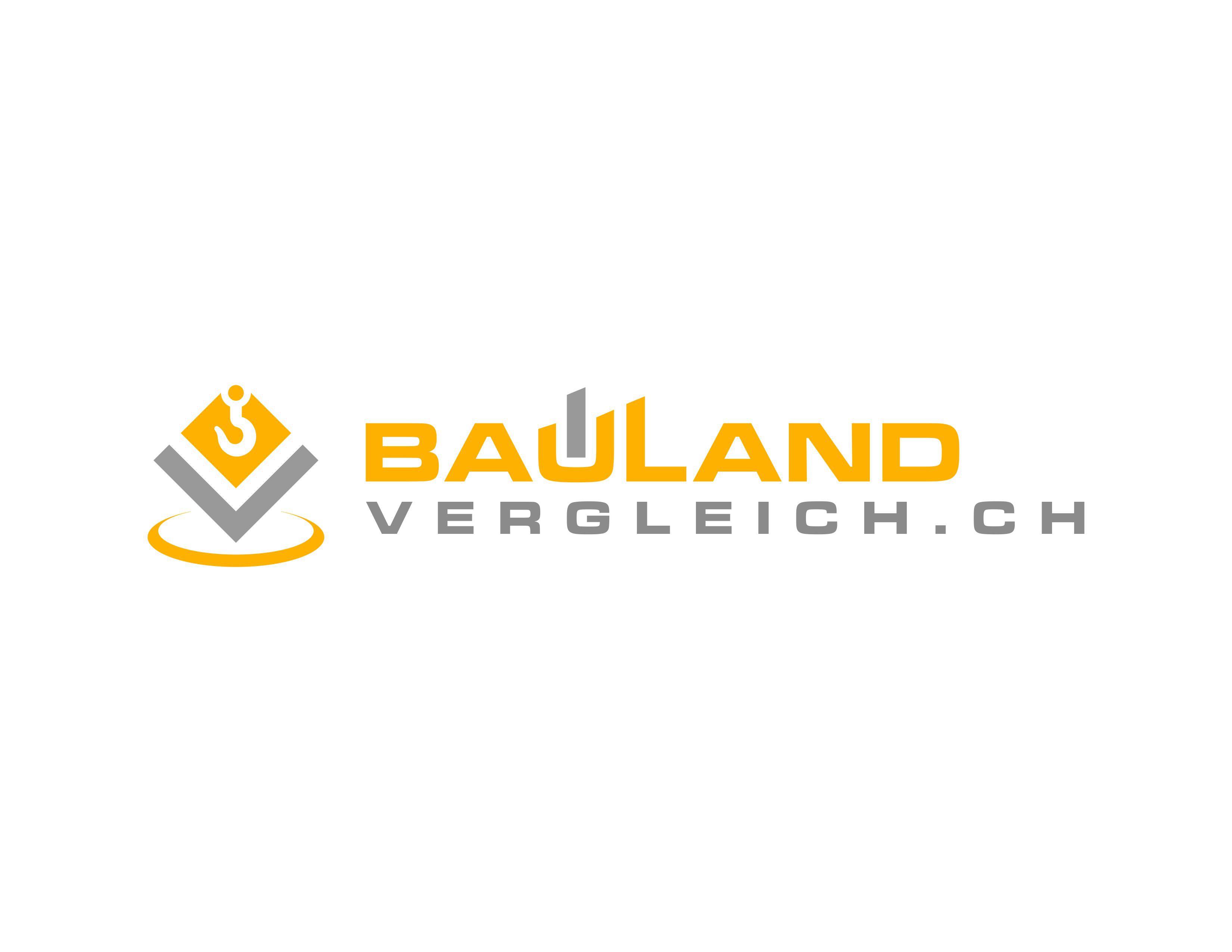 Neues Logo für Bauland-Inserate-Webseite