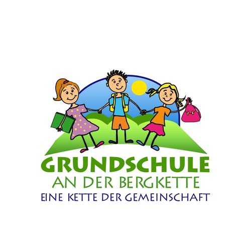 Neues fröhliches Logo für unsere Grundschule gesucht!