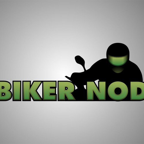 Brand new site for motorbike riders in the UK needs a logo