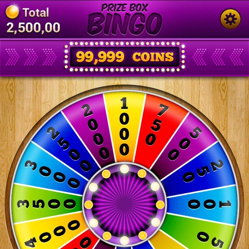 PrizeBox Bingo - Android Mobile App - Guaranteed Prize