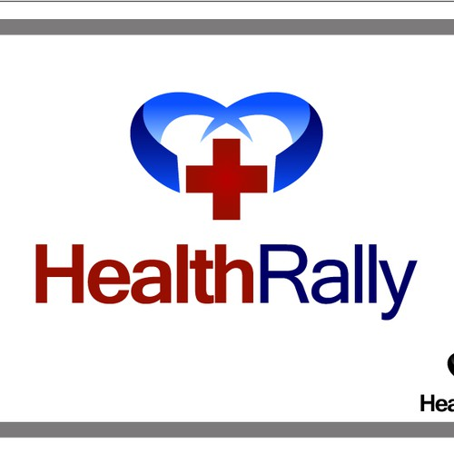 Design us a fantastic HealthRally Logo