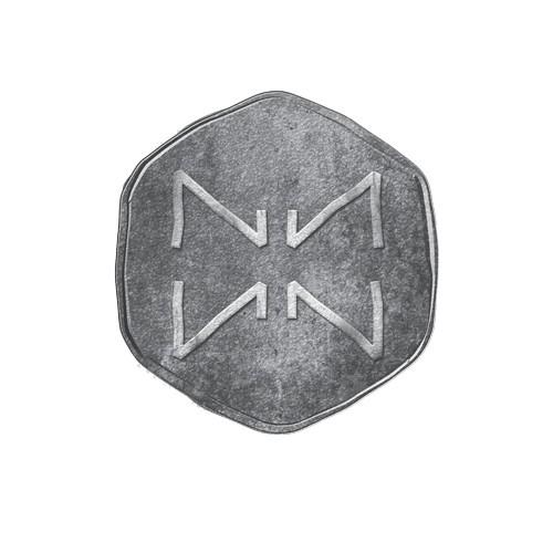 Aged coin design