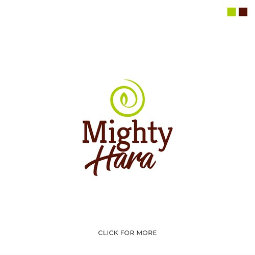 Logo design entry for Mighty Hara