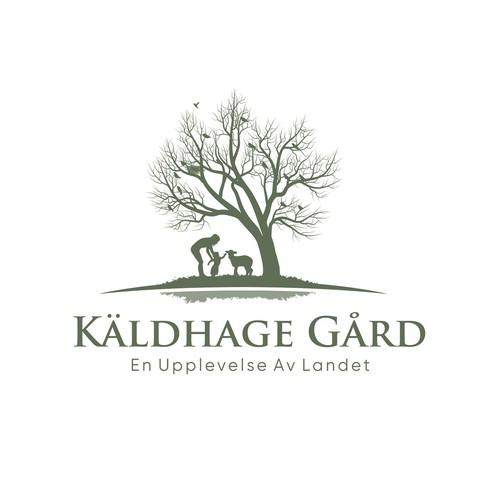 A countryside Zoo & Cafe needs a beautiful logo
