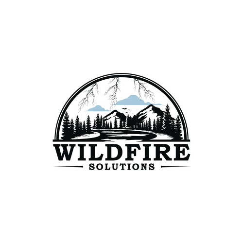 Logo for Wildfire Solutions Company