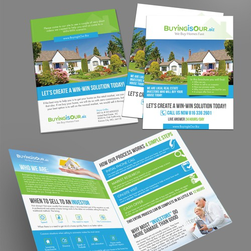 BuyingIsOur.Biz Marketing Brochure