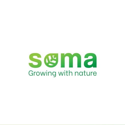 Concept Design Logo Soma
