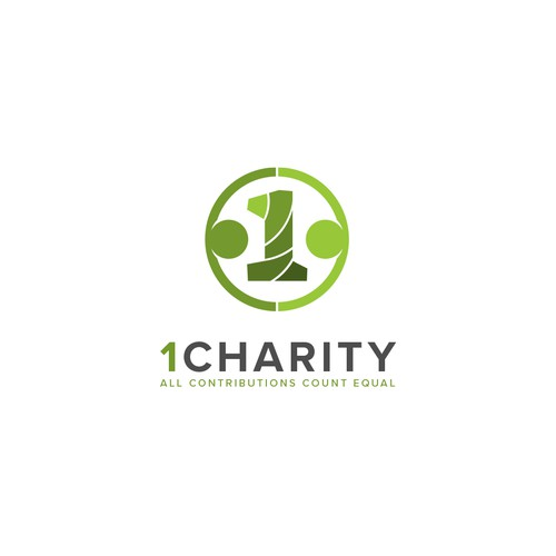 Logo Concept For Charity Organization