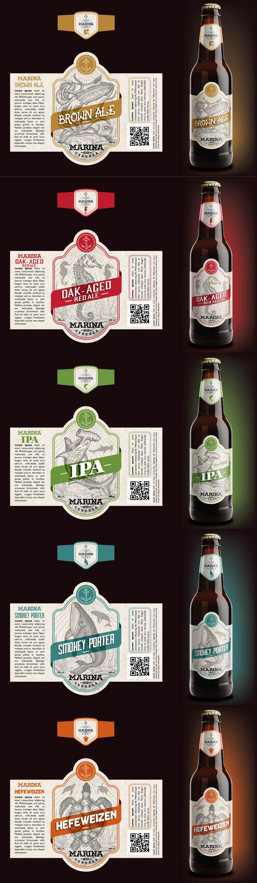 Create a vintage and timeless beer label for an up and coming mexican craft brewery!