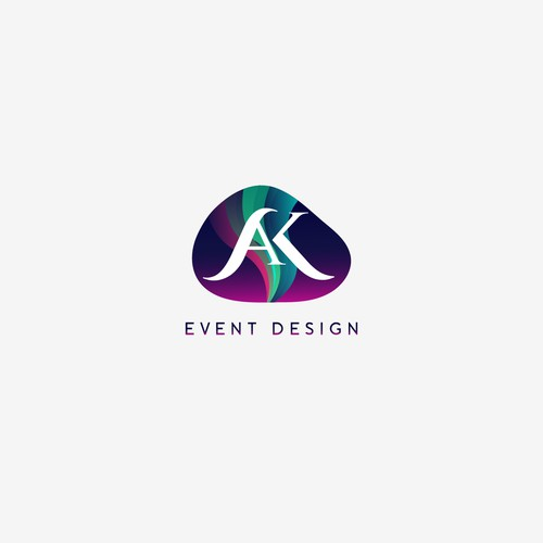 Alaska Northern Lights Design needed for event planning company