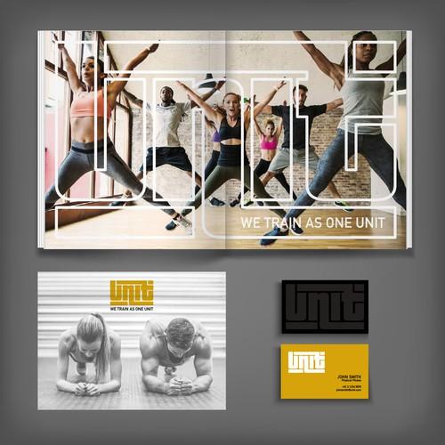 Logo design for athlete conditioning studio