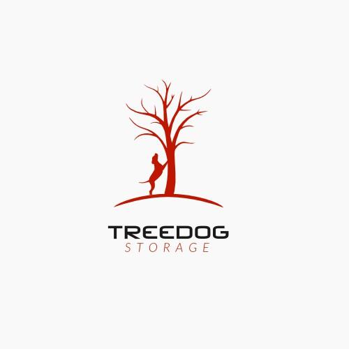 Treedog Storage Logo