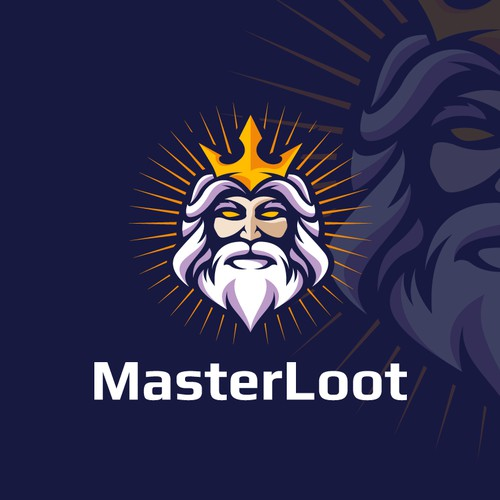 Design logo for MasterLoot company