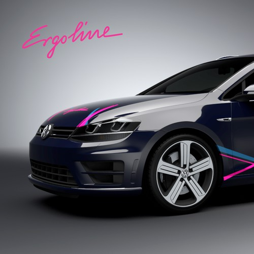 Ergoline VW Golf Wagon
