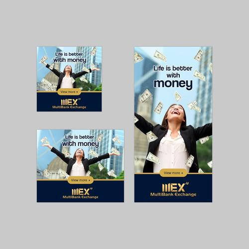 EX MultiBank Exchange Banner Ad