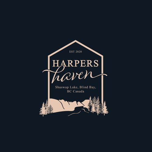 Harpers Haven Air Bnb contest entry