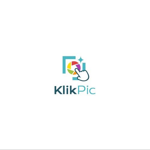 KlikPic Logo