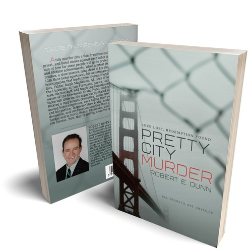 Murder Mystery Book Cover