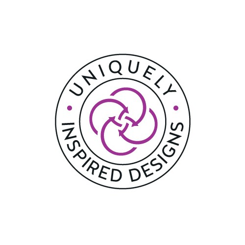 Luxury style logo for home products