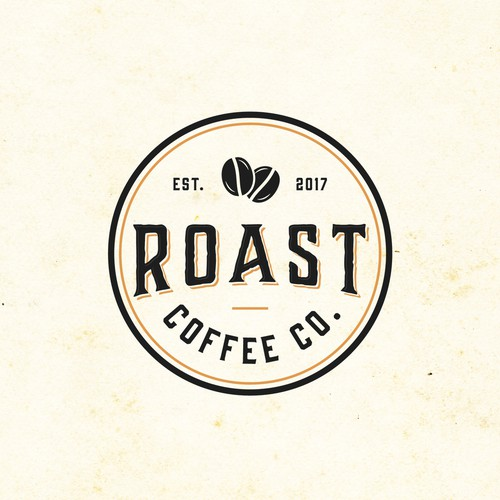 Logo for Roast Coffee Company