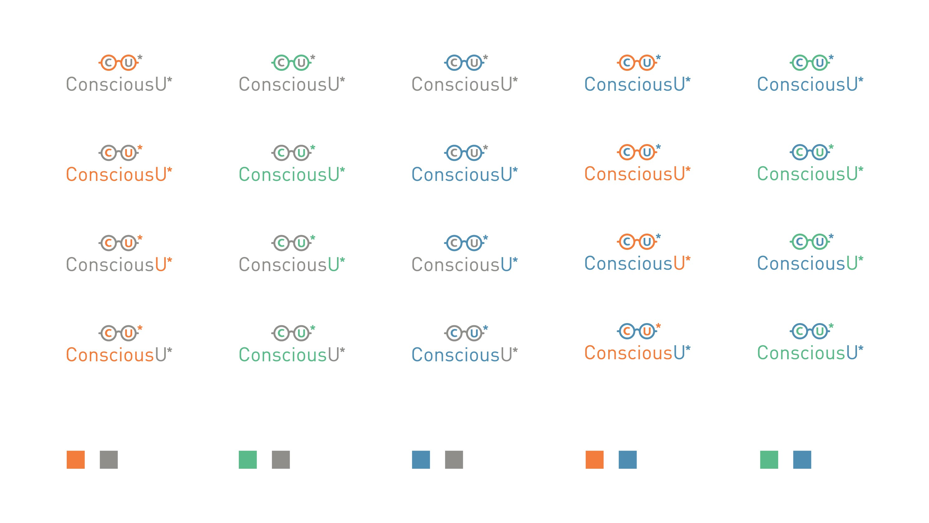 Create a stylish (and un-esoteric) logo for a personal development/coaching community