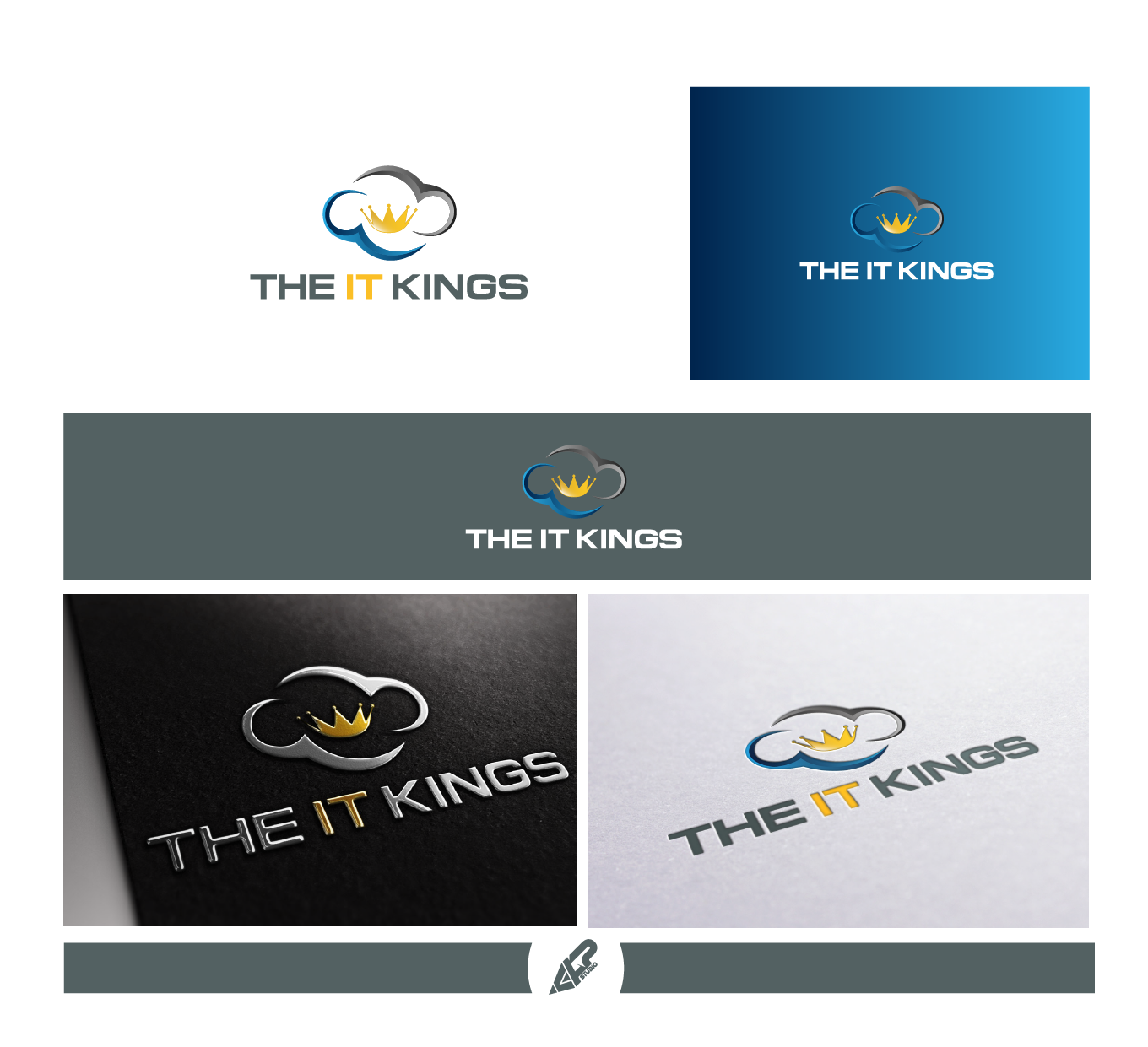 New logo wanted for The IT Kings