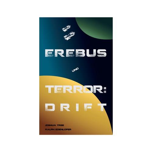 Erebus und terror: drift cover book