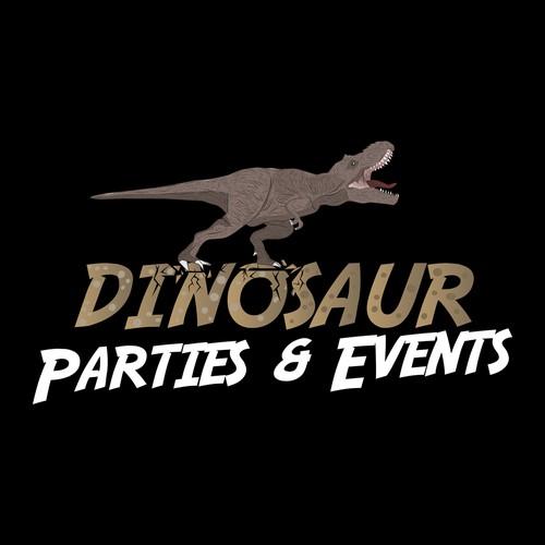 Design Logo Dinosaur