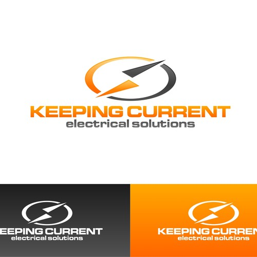Create a exciting logo for new electrical company