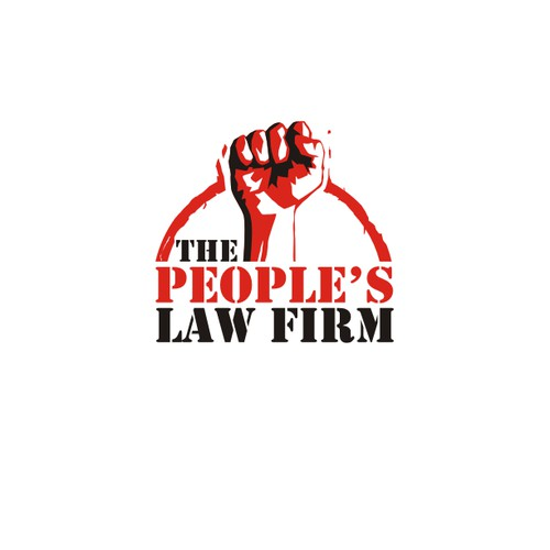 Create the law firm logo that will help launch a citizen revolution