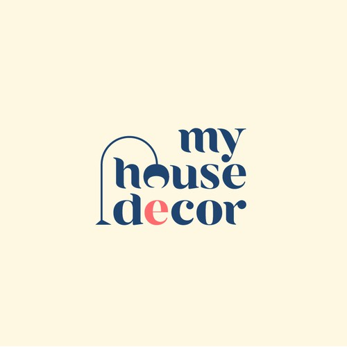 Logo for My House Decor