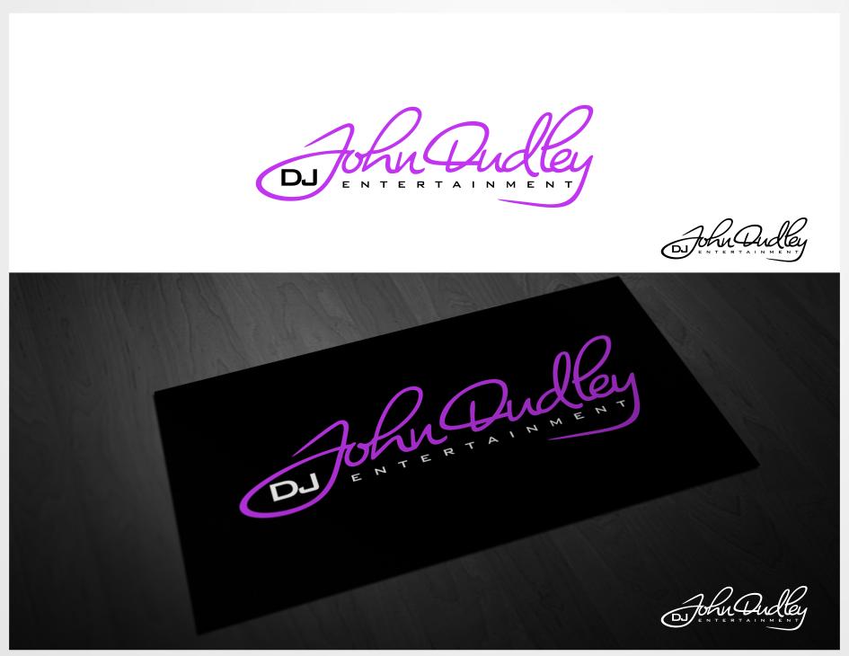 DJ John Dudley Entertainment  needs a new logo