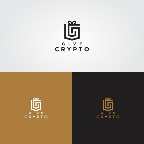 Hipster Crypto Logo