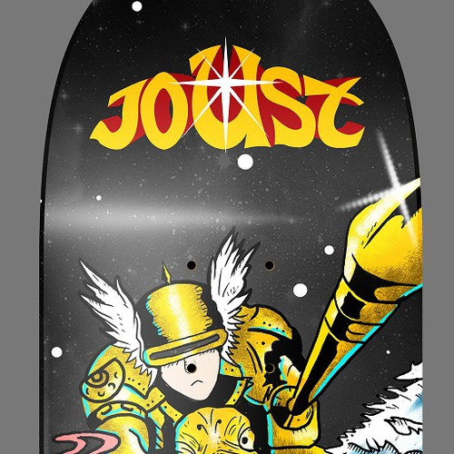 board graphic