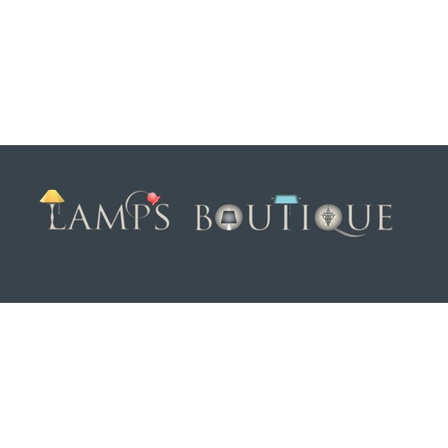 Create the next logo for Lamps Boutique