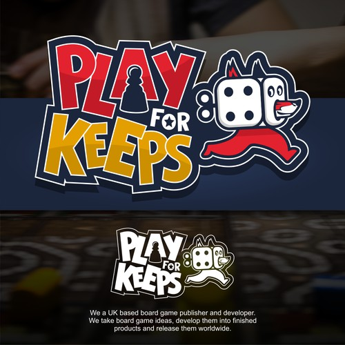 Logo Play for Keeps