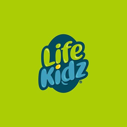 life kidz logo concept