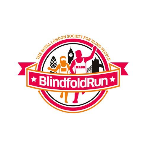 BlindfoldRun logo
