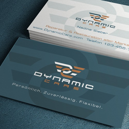 Brand Identity for Expert Auto Repair and Restoration
