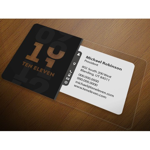 Creative Business Card for Dining Lounge - We need you!