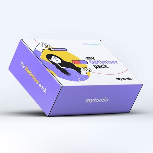 delivery box medicines