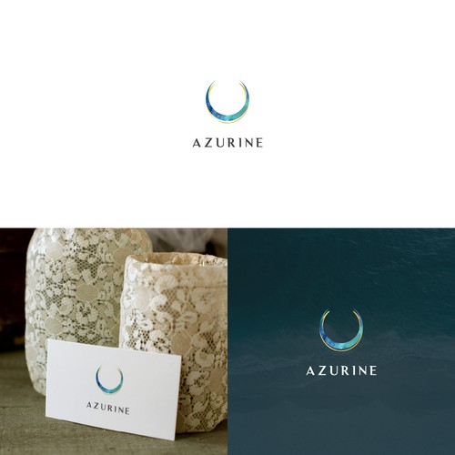 Logo Concept For Azurine