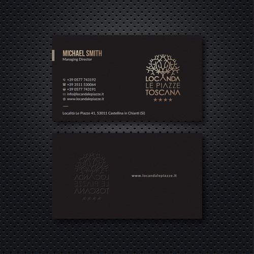 Design Visitenkarte