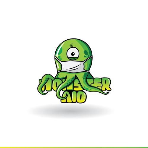 Monster Aid Logo