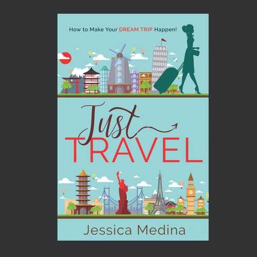 Just Travel Book Cover