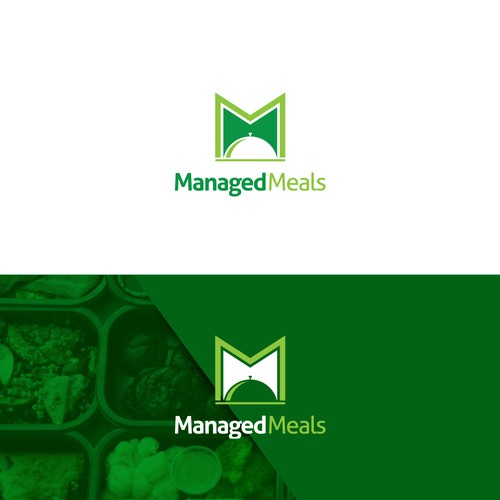 Managed Meals Logo